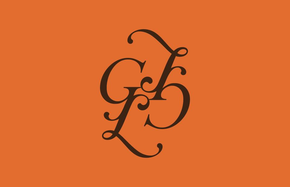 Glenford Laughton logo design - archived