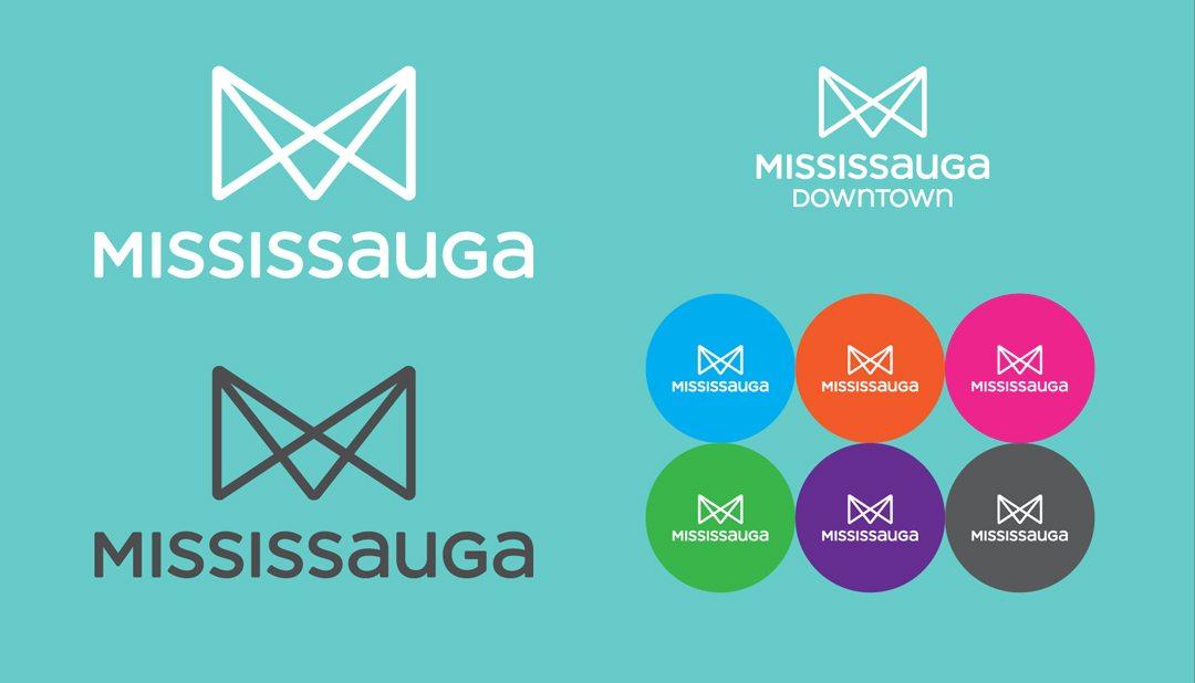 Mississauga - new logo
