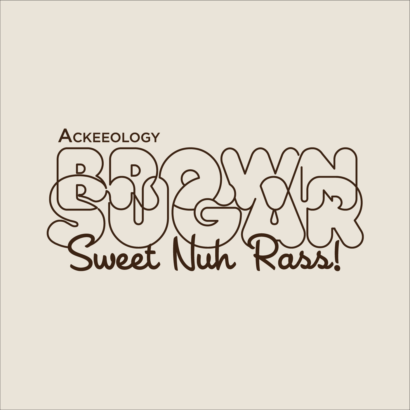 Brown Sugar: Ackeeology