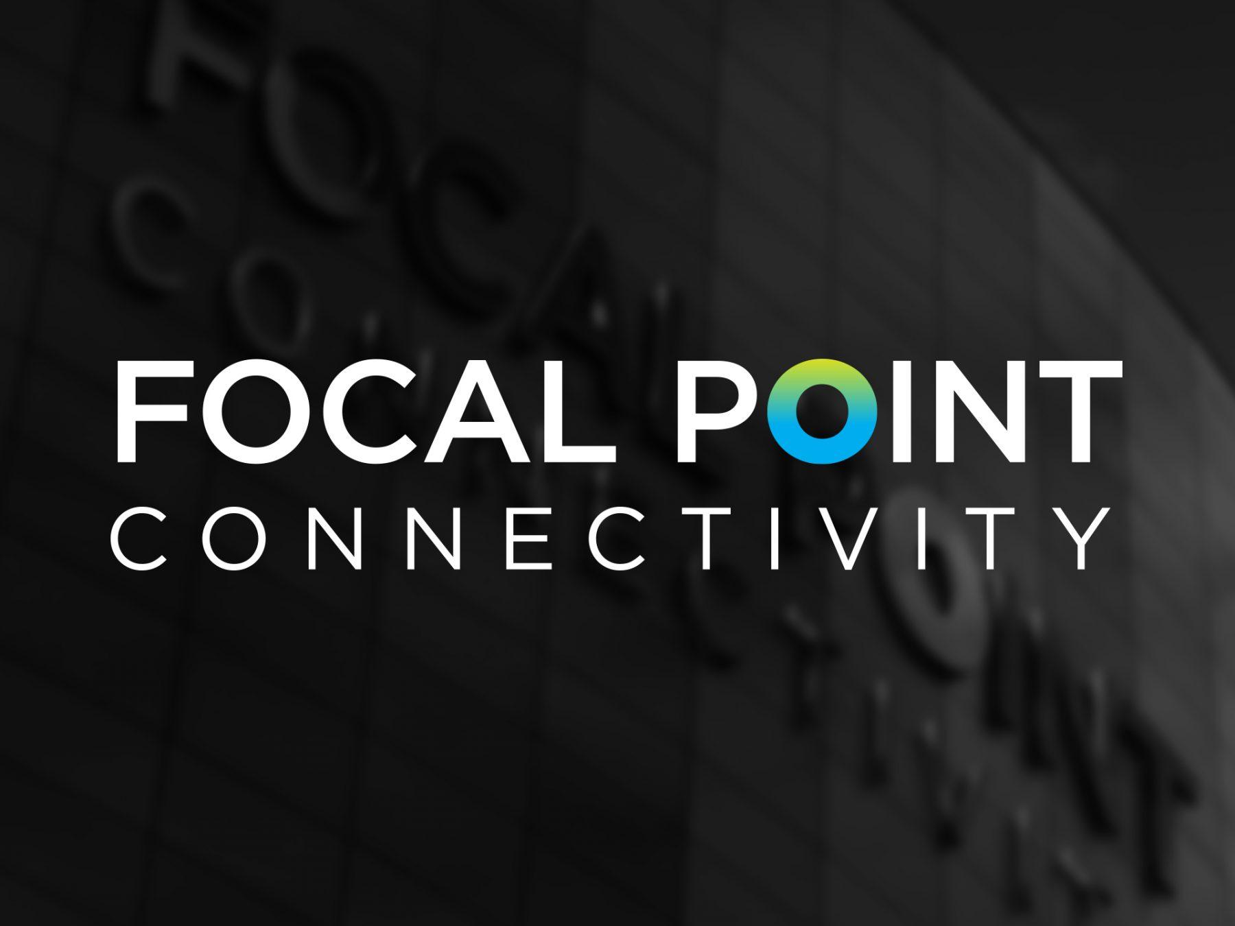 Focal Point Connectivity - logo design