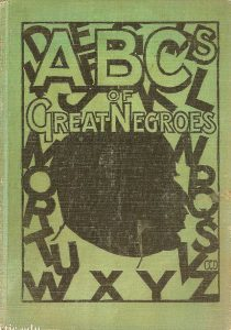 Cover of Charles Dawson's ABCs of Great Negroes: 13 African American Designers