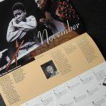 Aetna calendar by Sylvia Harris: 13 African American Designers
