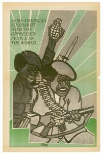 Afro American Solidarity by Emory Douglas: 13 African American Designers