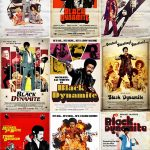 Black Dynamite movie poster by Art Sims: 13 African American Designers