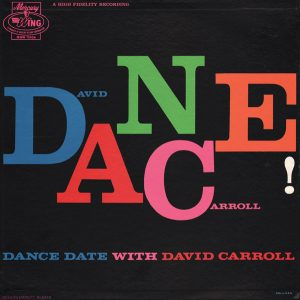 Dance record cover designed by Emmett McBain: 13 African American Designers