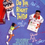 Do Right Thing movie poster by Art Sims: 13 African American Designers
