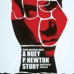 Huey P. Newton movie poster by Art Sims: 13 African American Designers