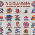 Negro Leagues Baseball Museum Team Logos: 13 African American Designers