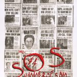 Son of Sam movie poster by Art Sims: 13 African American Designers