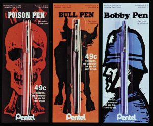 Pentel Pens by Archie Boston: 13 African American Designers